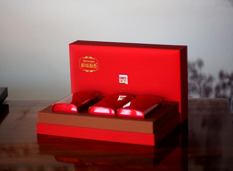 礼盒三罐装